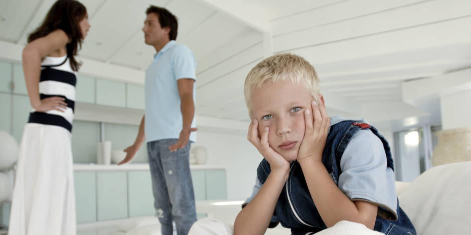 Relations conjugales conflictuelles: et les enfants dans tout ça?