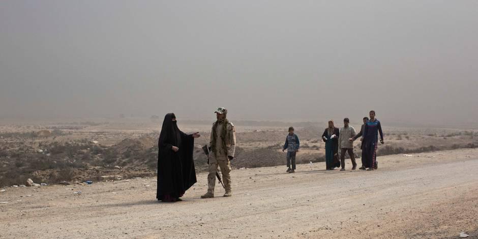 Les forces spéciales belges sont dans le Nord de l'Irak