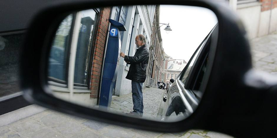Charleroi: le parking payant modernise sa technologie