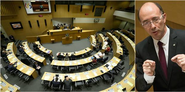 La Fédération Wallonie-Bruxelles marque aussi son accord au CETA - La Libre