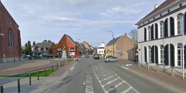 Une femme blessée par une balle perdue tirée par la police à Overmere - La Libre