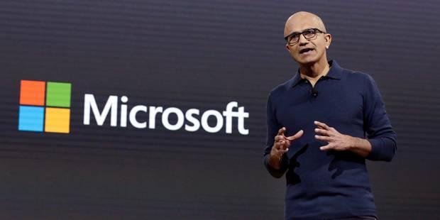 Microsoft: une faille de Windows exploitée par des cyberpirates visant des politiques - La Libre