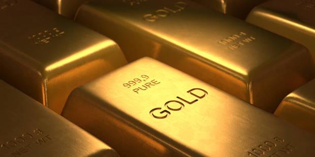Comment expliquer la baisse du cours des mines d'or depuis 5 ans ? - La Libre