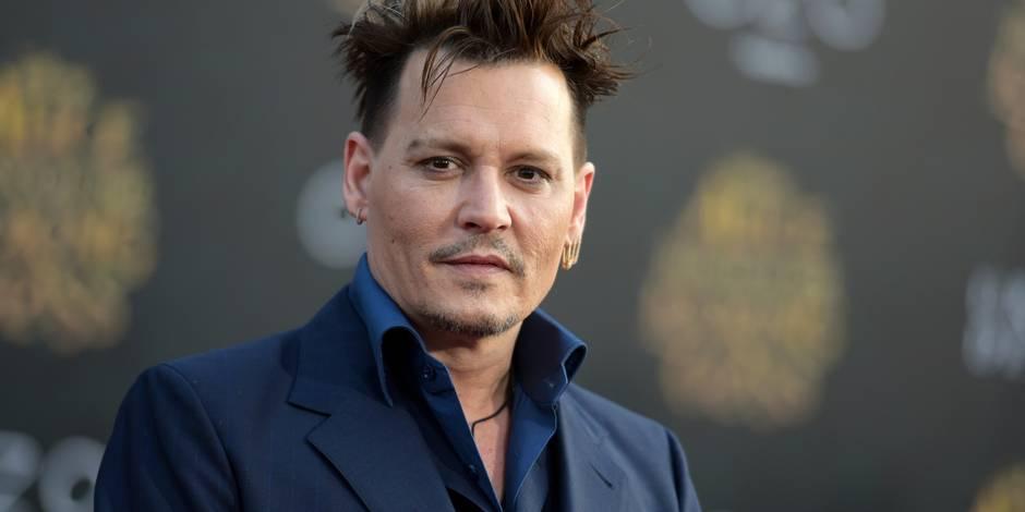 Johnny Depp jouera dans le prochain film de l'univers Harry Potter