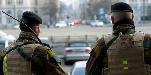Attentats à Bruxelles : les réponses à la menace antiterroriste sont-elles trop musclées? - La Libre
