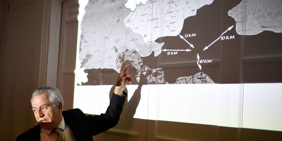 """Raqa, la """"ville modèle"""" de l'EI en Syrie"""
