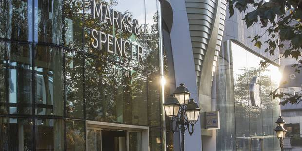 Marks & Spencer ferme déjà son seul magasin en Belgique - La Libre