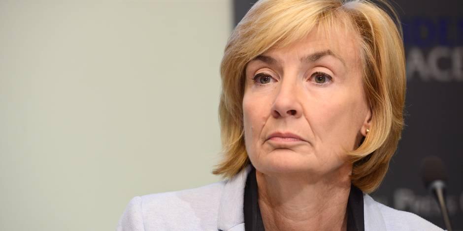 Molenbeek: cette année que n'oubliera pas Françoise Schepmans