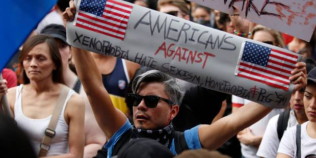 La victoire de Trump est commentée par des myopes - La Libre