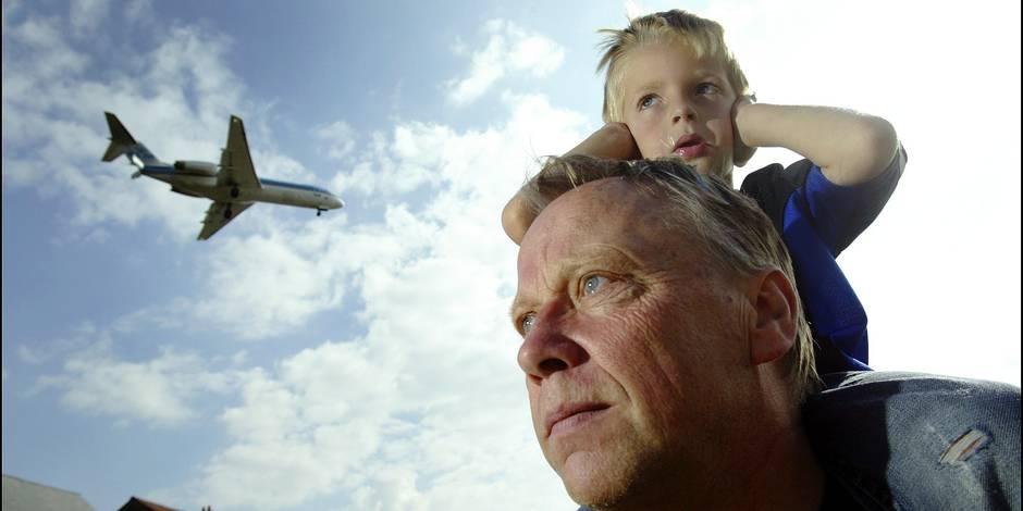 News: Sound pollution round the airport