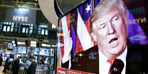 Wall Street: Nouveau record pour le Dow Jones - La Libre