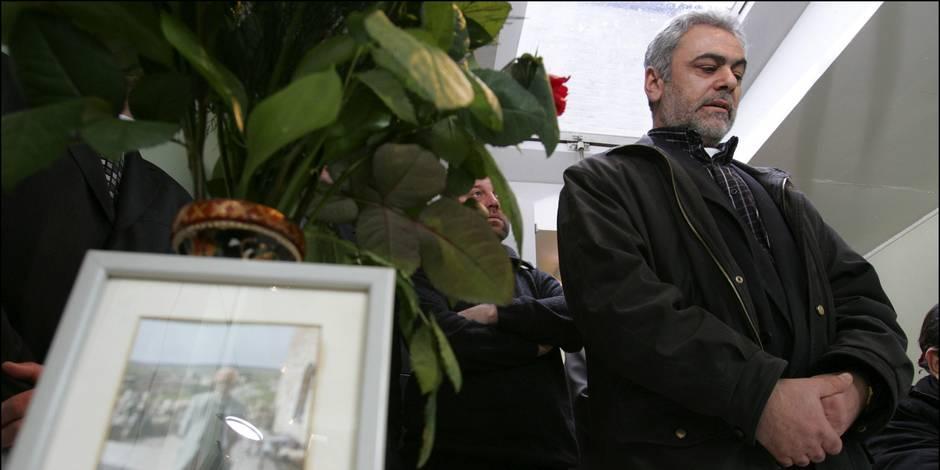 Derwich Ferho, président des Kurdes de Bruxelles