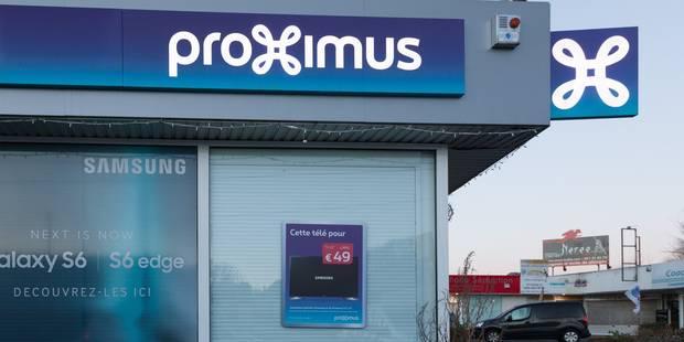Proximus va vendre des données sur ses utilisateurs à des entreprises - La Libre