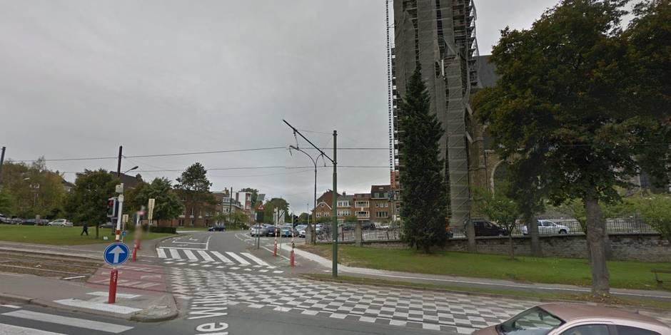 l'avenue Delleur et Jagersveld
