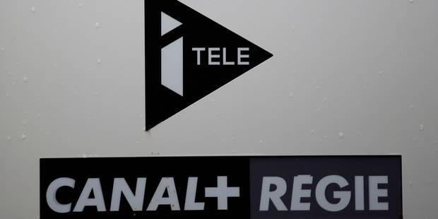 I-Télé exsangue après un mois de grève, Morandini accueilli froidement à la rédaction - La Libre