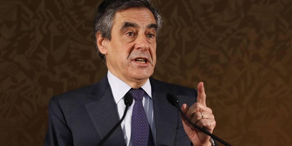 L'aberrante erreur présente dans le programme de François Fillon (PHOTO)