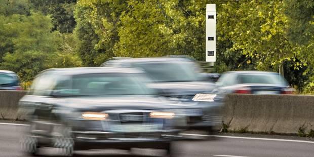 Ce radar intelligent pourra flasher n'importe quelle infraction au code de la route - La Libre