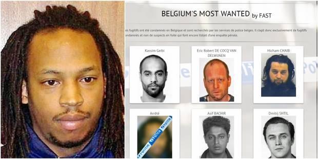 Un 'Most Wanted' belge arrêté aux Pays-Bas - La Libre