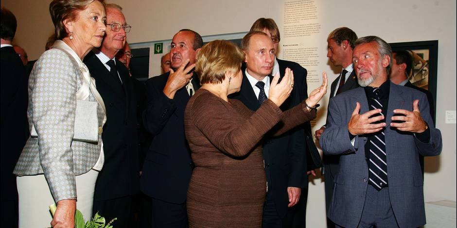 News: Inauguration Europalia.Russia