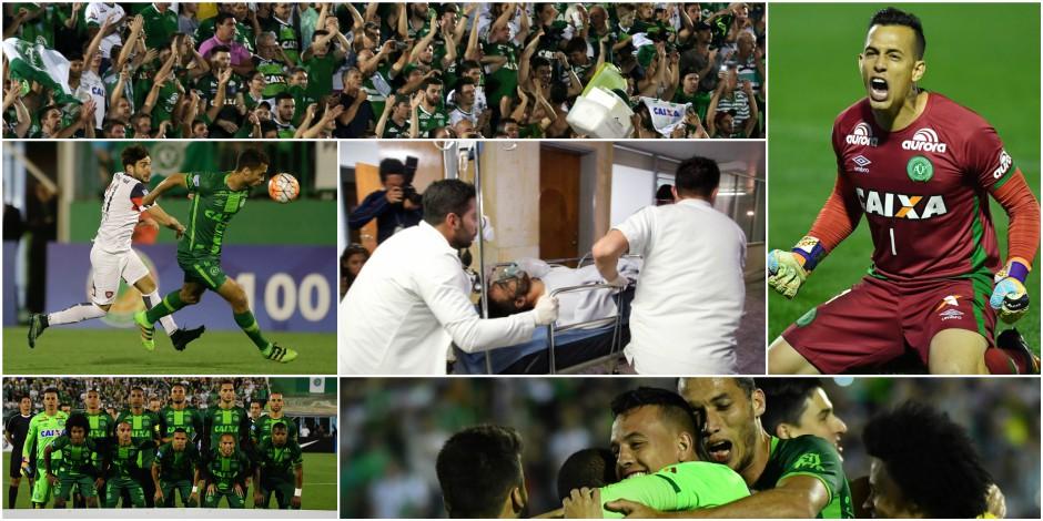 Crash d'avion en Colombie: Chapecoense, de la D4 brésilienne à la finale de l'Europa League sud-américaine