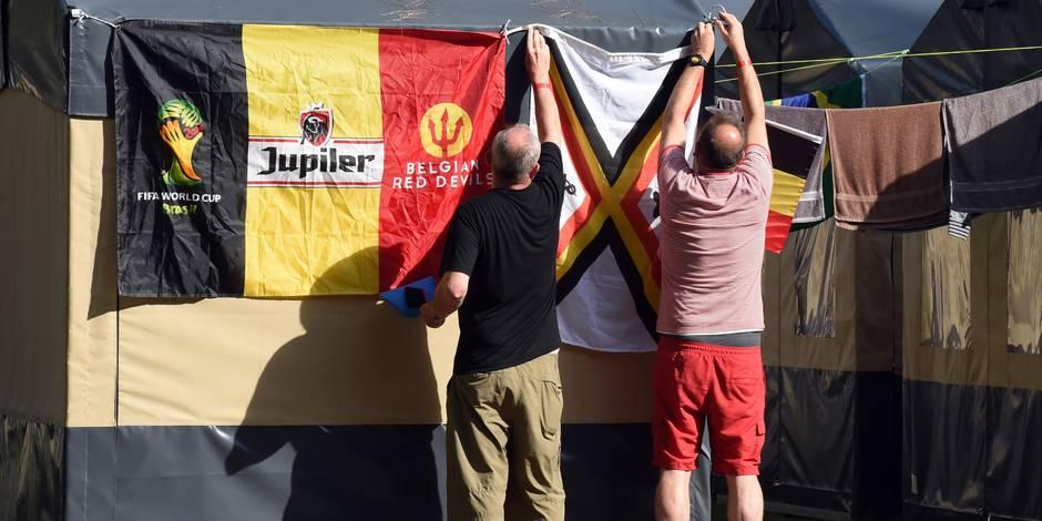 Des amendes requises contre les organisateurs du camping Devillage et l'Union belge