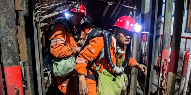 Chine: 32 morts confirmés dans un accident dans une mine de charbon - La Libre