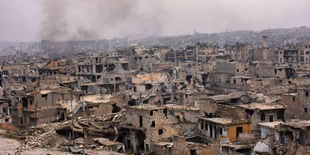 Syrie: un hôpital de campagne russe bombardé à Alep, un médecin tué - La Libre
