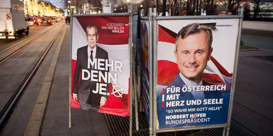 Autriche: battu à la présidentielle, le FPÖ vise désormais la chancellerie