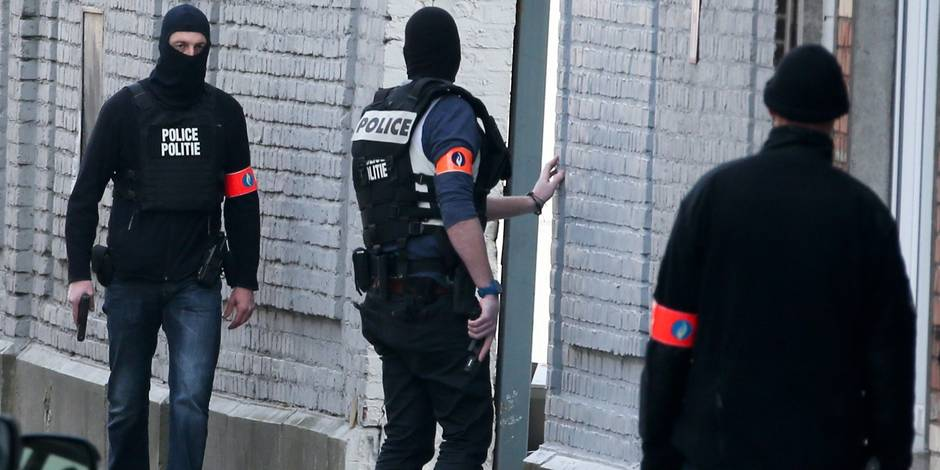Terrorisme: Des perquisitions menées en Flandre et à Bruxelles, 8 personnes auditionnées