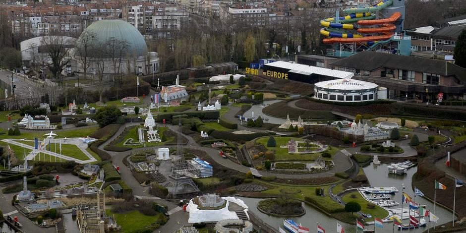 Océade prolongé jusqu'à octobre 2018, Mini-Europe intègre le projet NEO