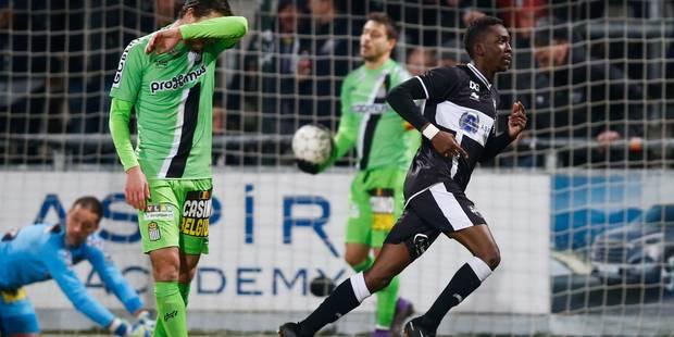 Charleroi remonte deux fois mais est accroché à Eupen (2-2) - La Libre