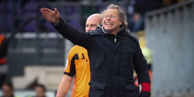 Michel Preud'homme élu meilleur entraîneur belge de l'année 2016 - La Libre