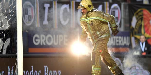 Décision après Charleroi-Standard: voici comment la Commission des Litiges se justifie - La Libre