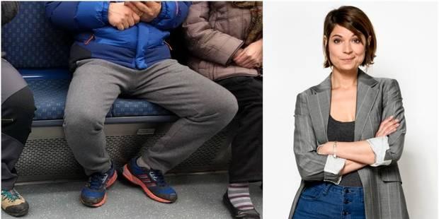 Pourquoi montrer ses testicules dans le tram n'est pas seulement mal élevé (CHRONIQUE) - La Libre