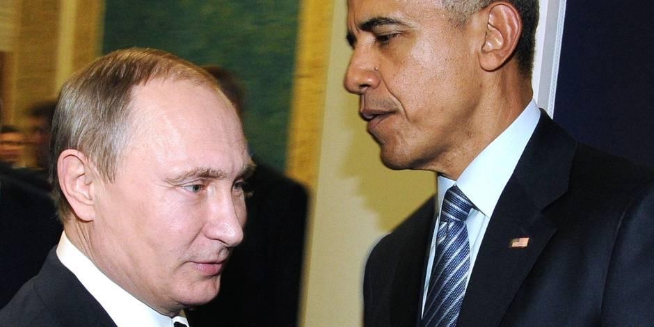 """Piratage: les accusations américaines sont """"indécentes"""", affirme le Kremlin"""