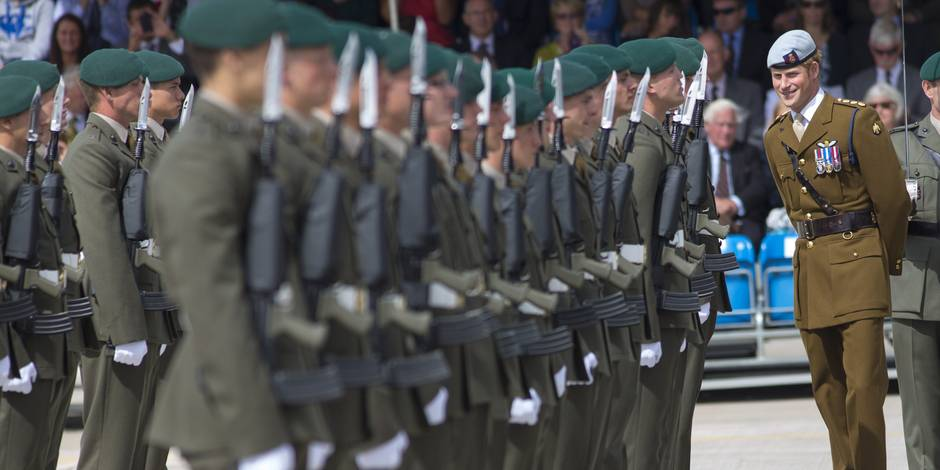 Le ministre russe de la Défense compare l'armée britannique à celle d'Hitler