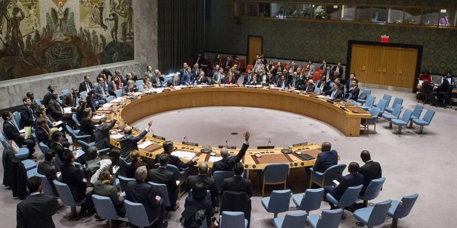 Arrêt de la colonisation israélienne: la résolution adoptée à l'ONU, les USA s'abstiennent