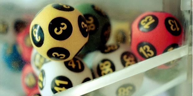 Un poste en or à la Loterie : 8 000 nets par mois - La Libre