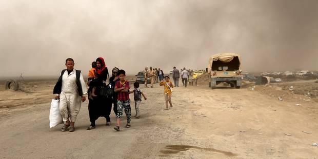 Un Montois sur le front irakien - La Libre