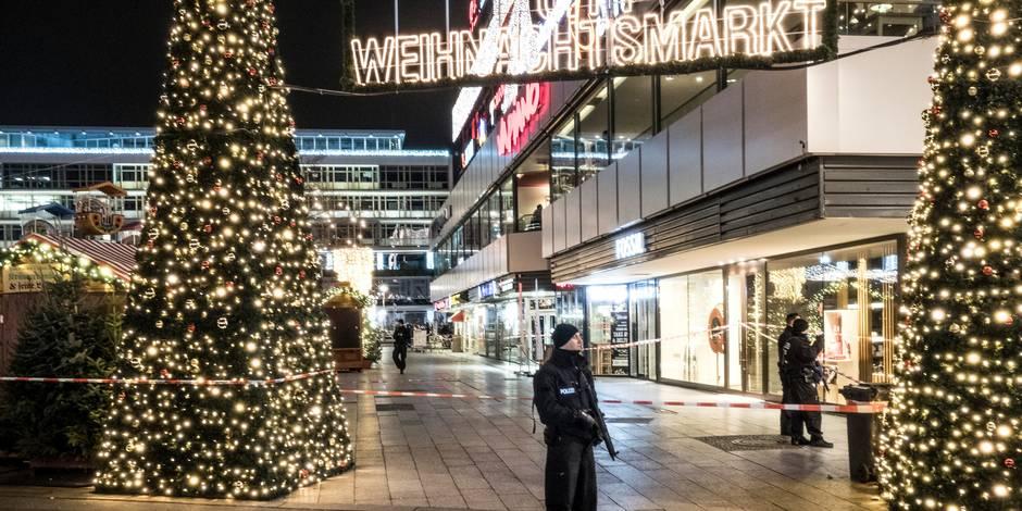 """Attentat sur un marché de Noël à Berlin : """"Pas d'erreur des services allemands de l'immigration dans le dossier Amri"""""""