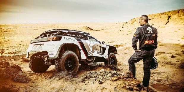Les pilotes au défi du Dakar - La Libre