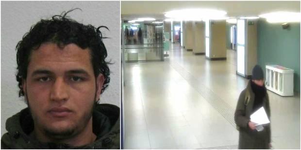 Anis Amri, le terroriste de Berlin, est passé par Bruxelles - La Libre