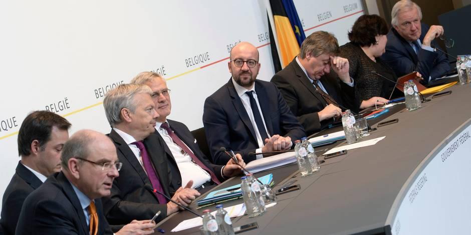 Plus de 60% des Wallons et Bruxellois n'ont pas confiance en leurs gouvernements