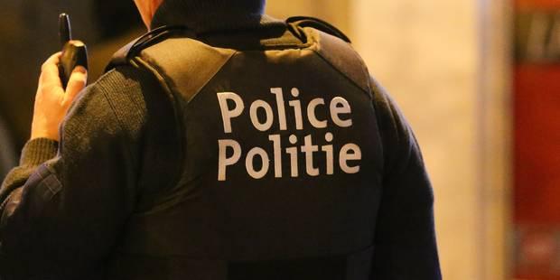 Pourquoi la police d'intervention de la zone Bruxelles-Ouest sature - La Libre