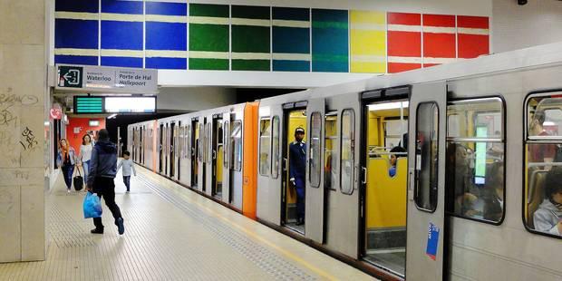 Bruxelles: du wifi gratuit dans le métro - La Libre