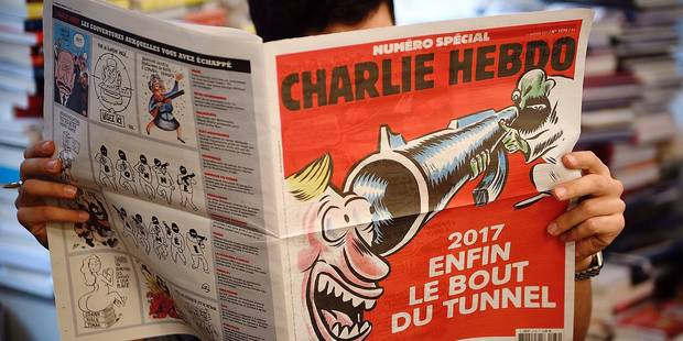 """""""Charlie Hebdo"""" et les fantômes du 7 janvier - La Libre"""