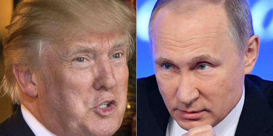 Edito: La Russie rappelle Trump à la réalité - La Libre