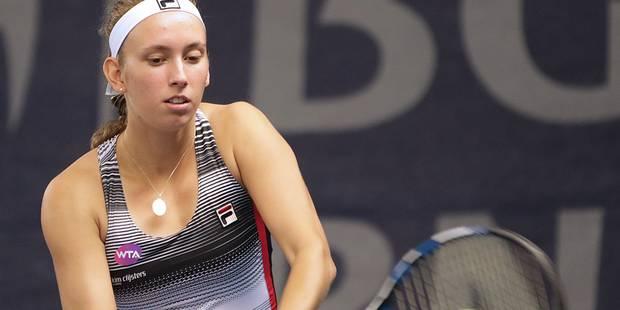 Elise Mertens bat la 22e joueuse mondiale et file en demi ! - La Libre