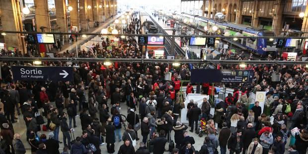 Dix heures de retard pour un train Bruxelles-Paris - La Libre