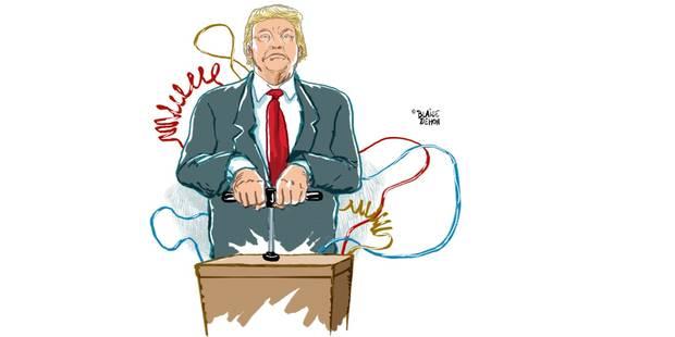 Dans l'attente de Trump (OPINION) - La Libre